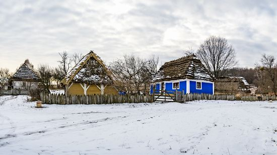 Pyrohiv folk architecture museum, Podillya, Ukraine, photo 4