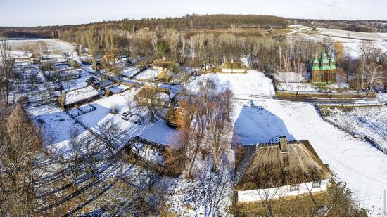 Folk Architecture Museum in Pyrohiv - the Dnieper Region, Kyiv, Ukraine, photo 1