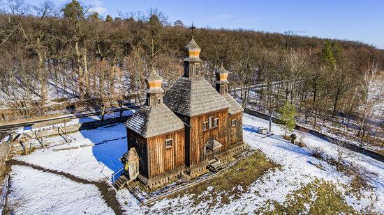 Folk Architecture Museum in Pyrohiv - the Dnieper Region, Kyiv, Ukraine, photo 14