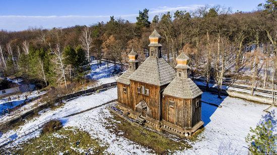 Folk Architecture Museum in Pyrohiv - the Dnieper Region, Kyiv, Ukraine, photo 15