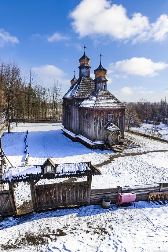 Folk Architecture Museum in Pyrohiv - the Dnieper Region, Kyiv, Ukraine, photo 16