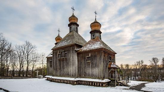 Folk Architecture Museum in Pyrohiv - the Dnieper Region, Kyiv, Ukraine, photo 17