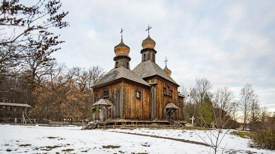 Folk Architecture Museum in Pyrohiv - the Dnieper Region, Kyiv, Ukraine, photo 18