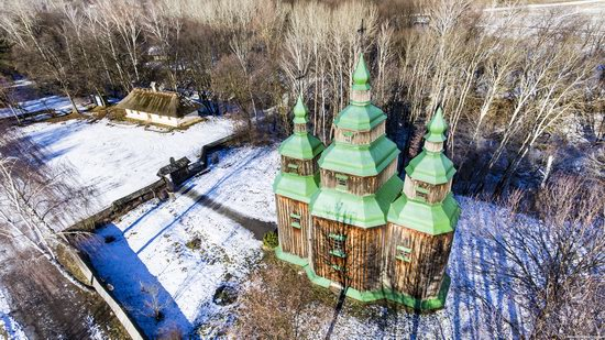 Folk Architecture Museum in Pyrohiv - the Dnieper Region, Kyiv, Ukraine, photo 3