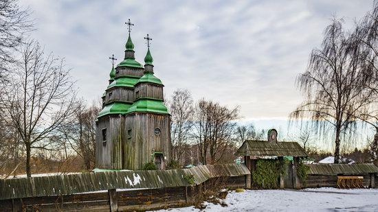 Folk Architecture Museum in Pyrohiv - the Dnieper Region, Kyiv, Ukraine, photo 4