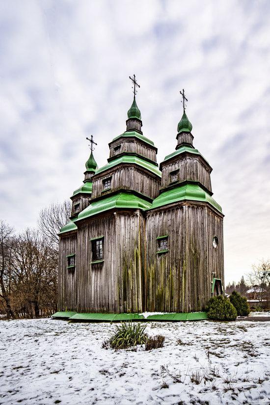 Folk Architecture Museum in Pyrohiv - the Dnieper Region, Kyiv, Ukraine, photo 5