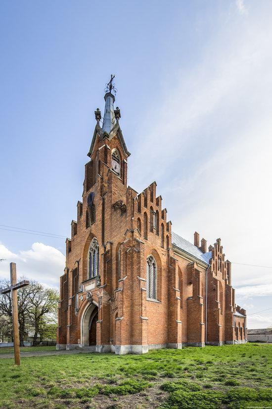 St. Anna Church in Ozeryany, Ternopil region, Ukraine, photo 1