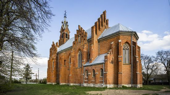St. Anna Church in Ozeryany, Ternopil region, Ukraine, photo 10