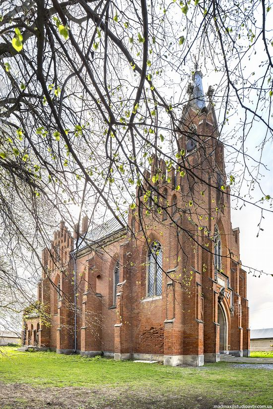 St. Anna Church in Ozeryany, Ternopil region, Ukraine, photo 15