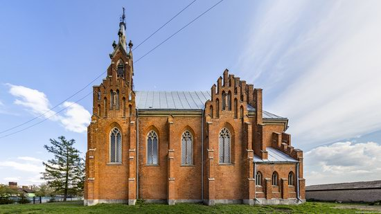 St. Anna Church in Ozeryany, Ternopil region, Ukraine, photo 7