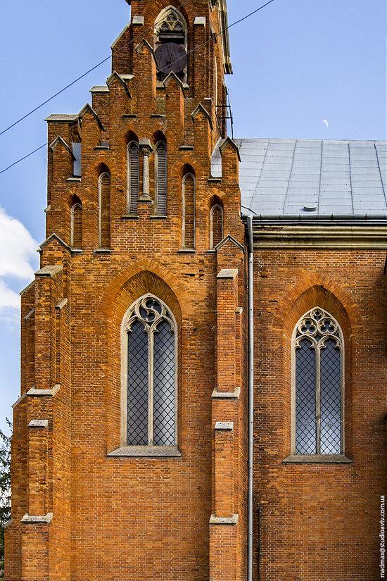 St. Anna Church in Ozeryany, Ternopil region, Ukraine, photo 8