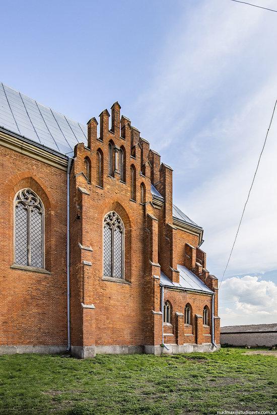 St. Anna Church in Ozeryany, Ternopil region, Ukraine, photo 9