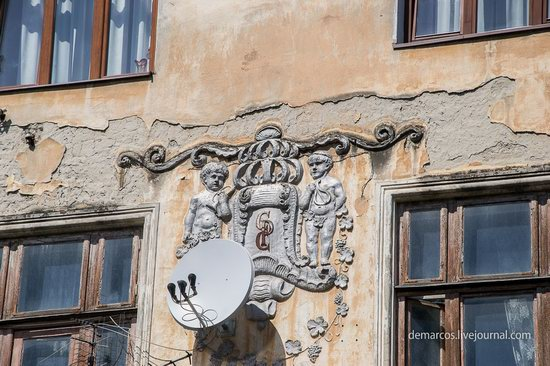 Walking through Drohobych, Ukraine, photo 6
