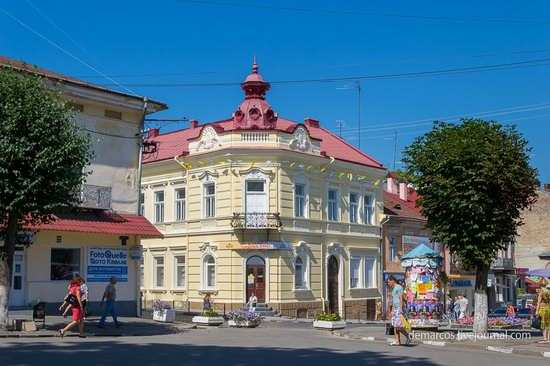 Walking through Drohobych, Ukraine, photo 7