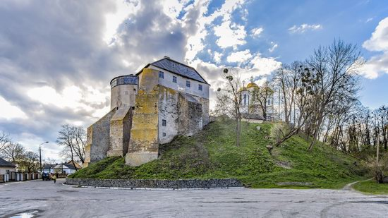 Castle in Ostroh, Rivne region, Ukraine, photo 1