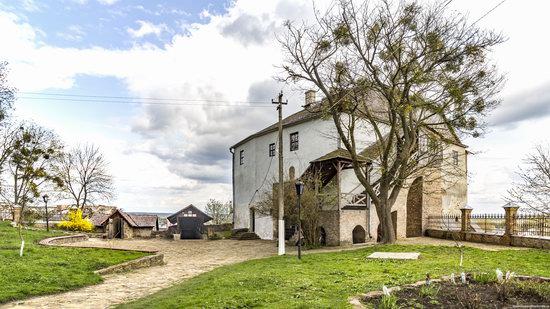 Castle in Ostroh, Rivne region, Ukraine, photo 13