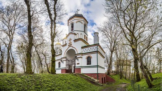 Castle in Ostroh, Rivne region, Ukraine, photo 15