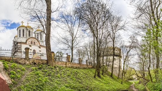Castle in Ostroh, Rivne region, Ukraine, photo 16