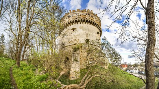 Castle in Ostroh, Rivne region, Ukraine, photo 17
