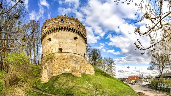 Castle in Ostroh, Rivne region, Ukraine, photo 18