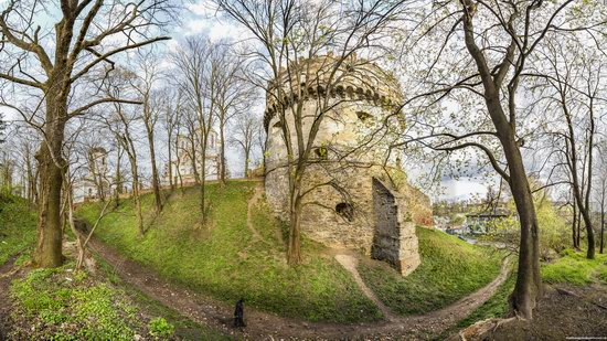 Castle in Ostroh, Rivne region, Ukraine, photo 19