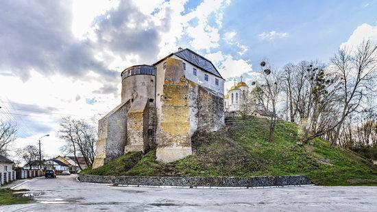 Castle in Ostroh, Rivne region, Ukraine, photo 22