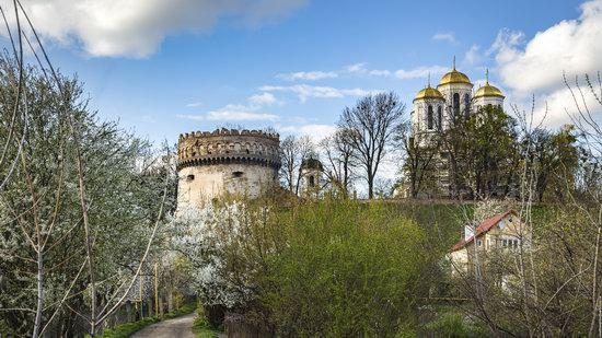 Castle in Ostroh, Rivne region, Ukraine, photo 23