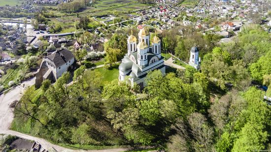 Castle in Ostroh, Rivne region, Ukraine, photo 3