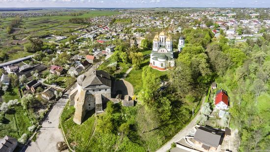 Castle in Ostroh, Rivne region, Ukraine, photo 4
