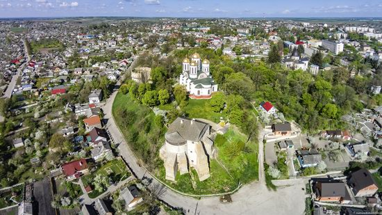 Castle in Ostroh, Rivne region, Ukraine, photo 6