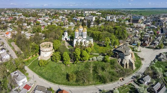 Castle in Ostroh, Rivne region, Ukraine, photo 7