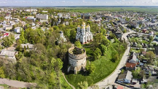Castle in Ostroh, Rivne region, Ukraine, photo 8