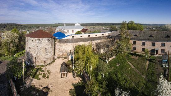 Castle in Budaniv, Ternopil region, Ukraine, photo 12