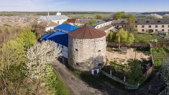 Castle in Budaniv, Ternopil region, Ukraine, photo 13