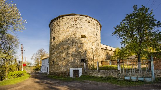 Castle in Budaniv, Ternopil region, Ukraine, photo 15