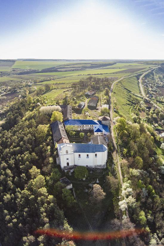 Castle in Budaniv, Ternopil region, Ukraine, photo 2