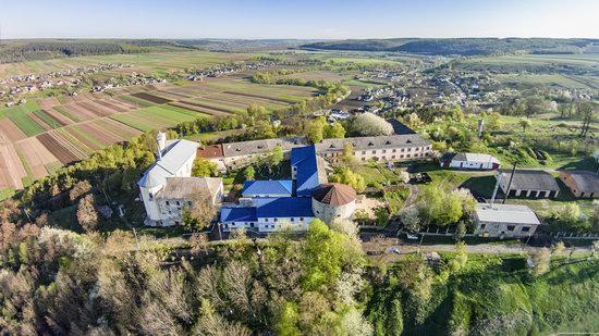 Castle in Budaniv, Ternopil region, Ukraine, photo 4