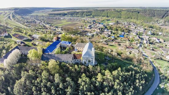 Castle in Budaniv, Ternopil region, Ukraine, photo 9