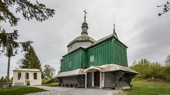 Church of St. Dmitry in Kozyari, Ternopil region, Ukraine, photo 1