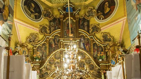 Church of St. Dmitry in Kozyari, Ternopil region, Ukraine, photo 12