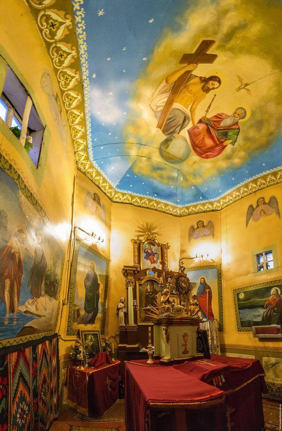Church of St. Dmitry in Kozyari, Ternopil region, Ukraine, photo 14