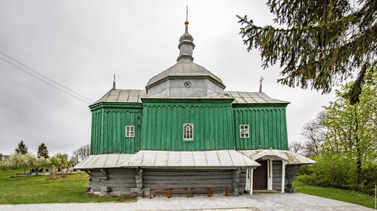Church of St. Dmitry in Kozyari, Ternopil region, Ukraine, photo 2