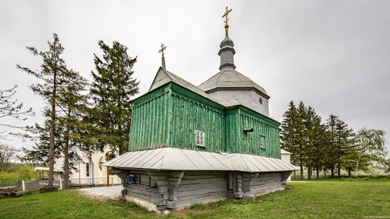 Church of St. Dmitry in Kozyari, Ternopil region, Ukraine, photo 4