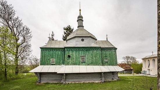 Church of St. Dmitry in Kozyari, Ternopil region, Ukraine, photo 5