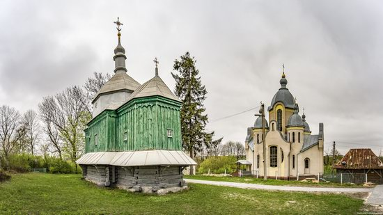 Church of St. Dmitry in Kozyari, Ternopil region, Ukraine, photo 6