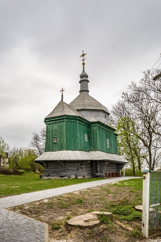 Church of St. Dmitry in Kozyari, Ternopil region, Ukraine, photo 8