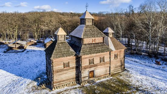 Museum of Folk Architecture in Pyrohiv - Polissya, Kyiv, Ukraine, photo 10