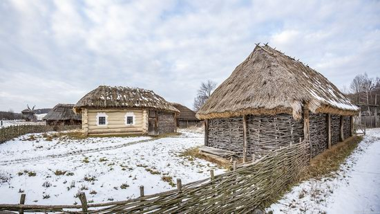Museum of Folk Architecture in Pyrohiv - Polissya, Kyiv, Ukraine, photo 17