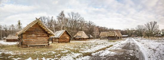 Museum of Folk Architecture in Pyrohiv - Polissya, Kyiv, Ukraine, photo 2