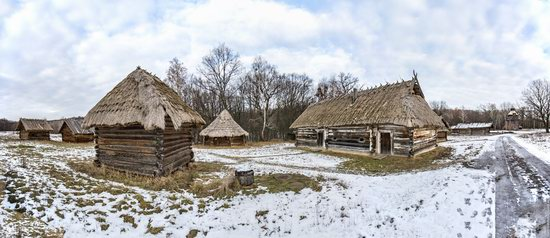 Museum of Folk Architecture in Pyrohiv - Polissya, Kyiv, Ukraine, photo 3